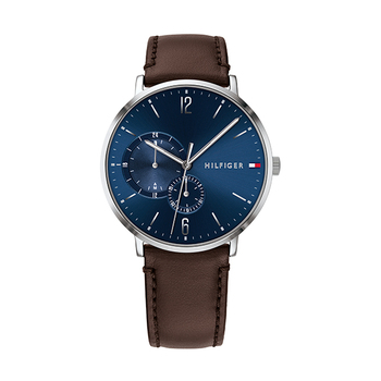 Tommy Hilfiger BROOKLYN Gents Watch − Blue