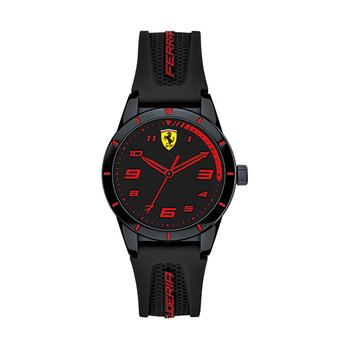 Scuderia Ferrari RED REV Kids Watch
