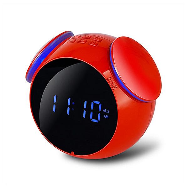 Trends T-BS Bluetooth Stereo Speaker & Alarm ClockImage