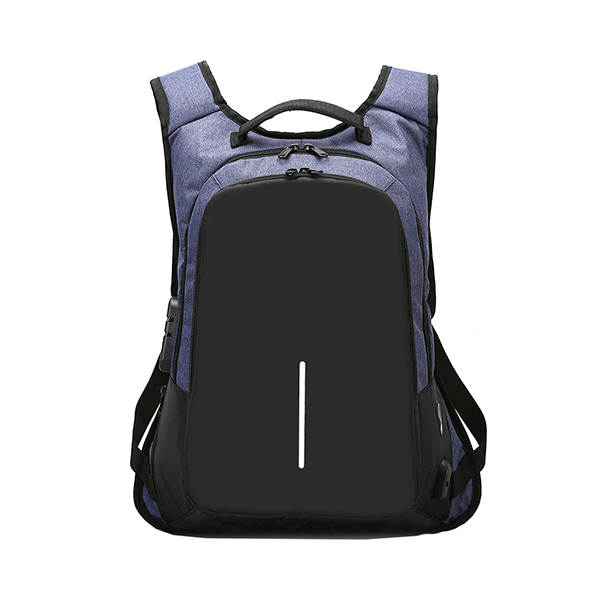 "Trends 15.6"" Laptop Anti-theft Backpack with USB PortImage"