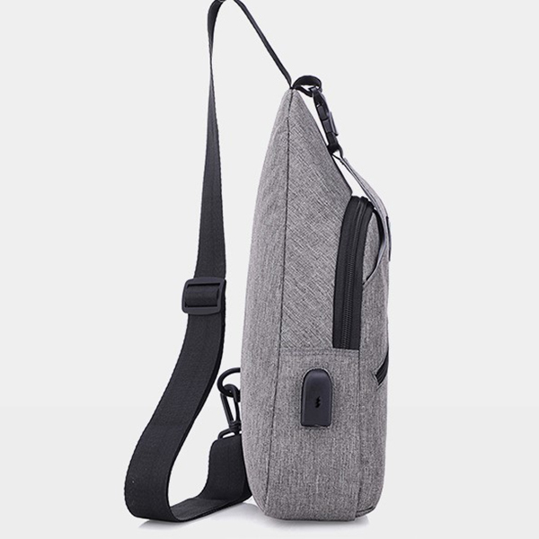 Trends Sling Bag with USB PortImage