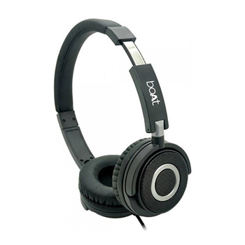 Boat BASSHEADS 910 On-Ear Headphones with Mic