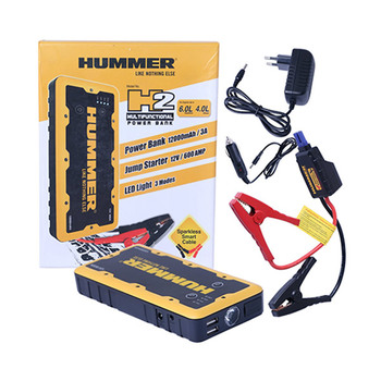 Hummer H2 Jump Starter