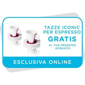 Set di due tazze gratis al tuo prossimo acquisto sul sito