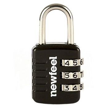 Decathlon NEWFEEL TSA Combination Padlock