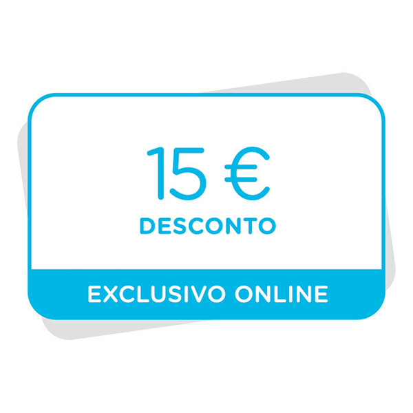 15€ de desconto numa compra de 50€ em www.dolce-gusto.ptImagem