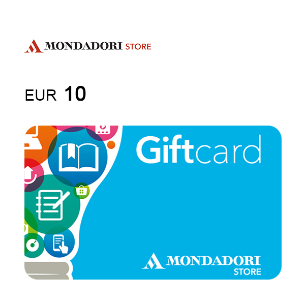 Carta regalo Mondadori da 10€Immagine