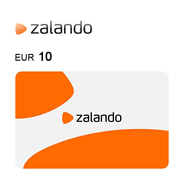 Carta regalo Zalando da 10€ Immagine