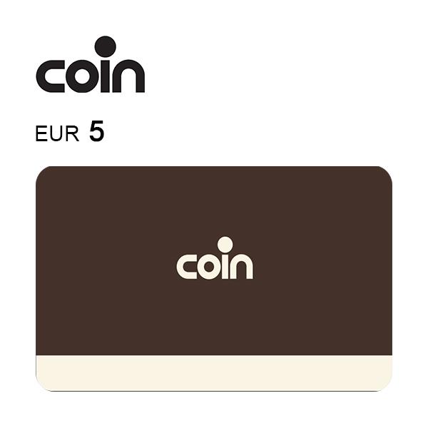 Carta regalo Coin da 5€ Immagine