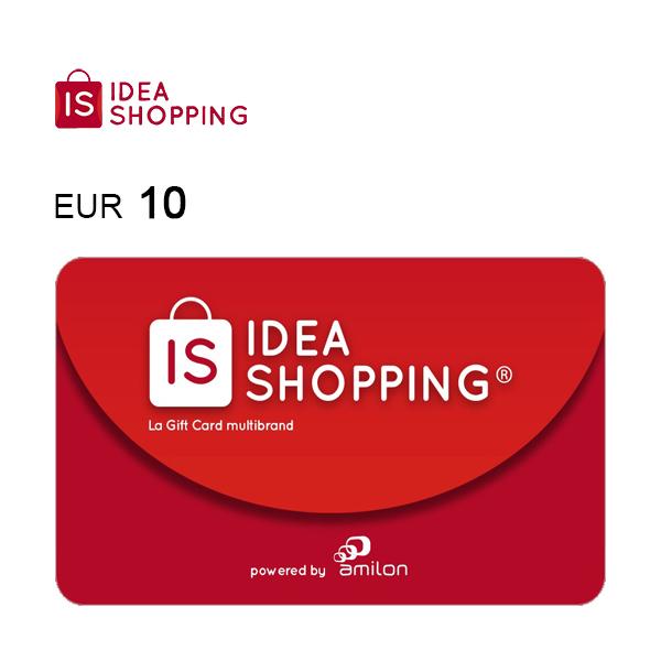 Carta regalo Idea Shopping da 10€ Immagine