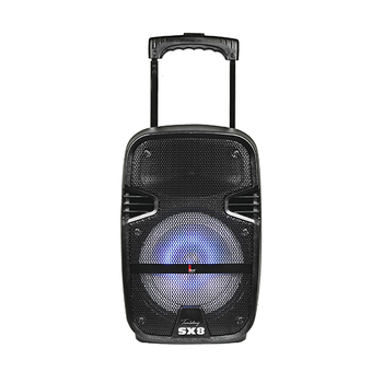 iGear TRAVEL BUG Trolley Bluetooth Speaker with Mic & Remote