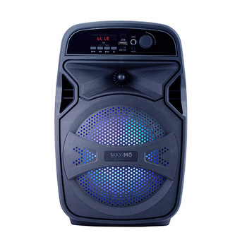 iGear MAXIMO Portable Bluetooth Speaker with Mic & Remote