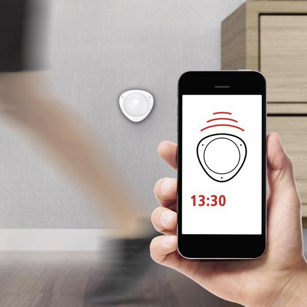 Detector de movimiento Wi-Fi de HamaImagen