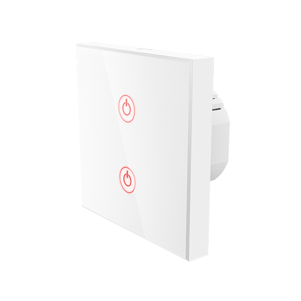 Interruptor de pared táctil Wi-Fi de HamaImagen