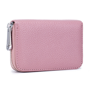Trends RFID Blocking Zipper Wallet