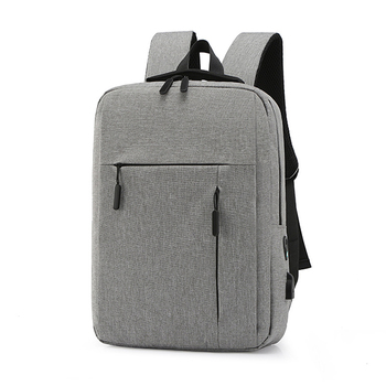 Trends Multi-Function Laptop Backpack w/ USB & Headphone Port