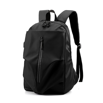 Trends Commuter Causal Backpack w/ USB Port & Reflective Stripe