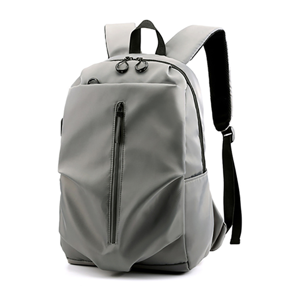 Trends Commuter Causal Backpack w/ USB Port & Reflective StripeImage