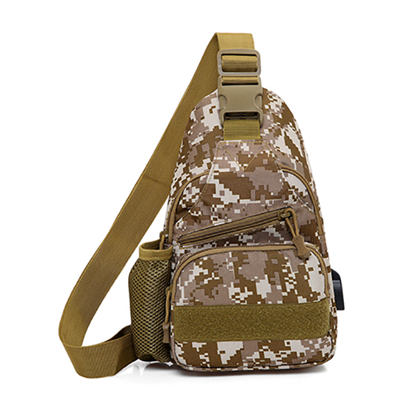 Trends Tactical Military Shoulder Sling BagImage
