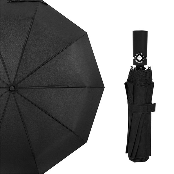 Trends Automatic Windproof Umbrella with 10 Rib ConstructionImage