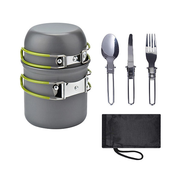 Trends Camping Cookware Set 5pcsImage