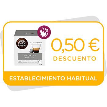 Descuento de 0,50€ en Ristretto Barista en establecimiento