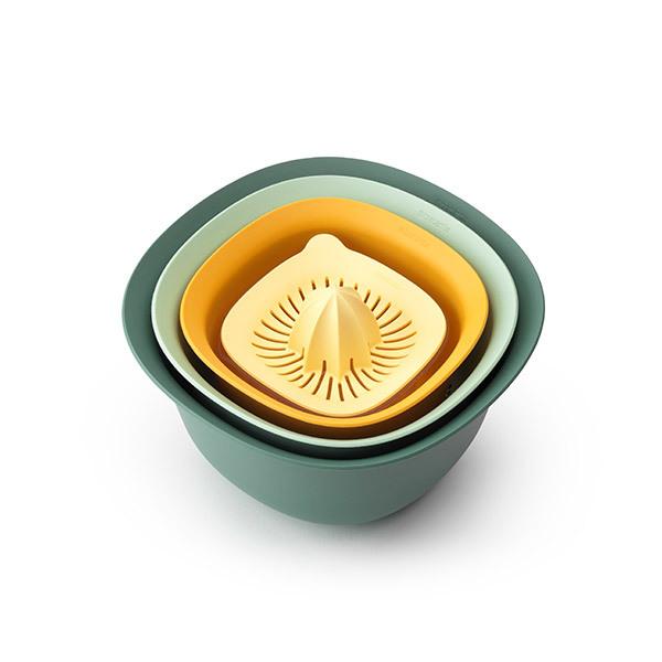 Bols mélangeurs (4pc) − BrabantiaImage