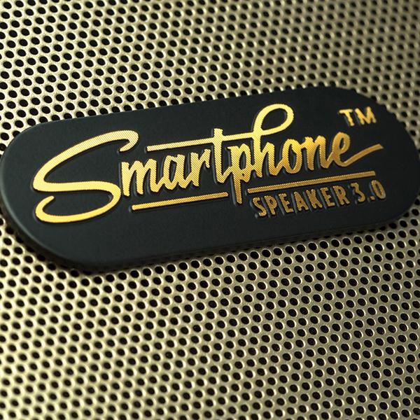 Luckies Altoparlante Portatile 3.0 per SmartphoneImmagine