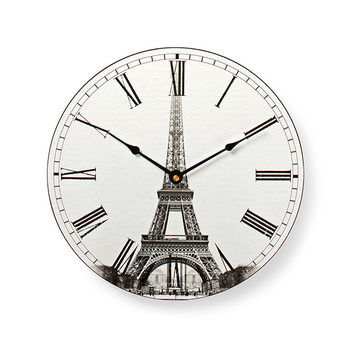 Relógio circular de parede
