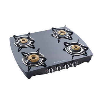 Bajaj CGX10 Stainless Steel 4-Burner Cooktop