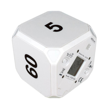Portronics TIMEOUT Countdown Timer Cube