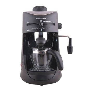 Morphy Richards NEW EUROPA Espresso/Cappuccino Coffee Maker