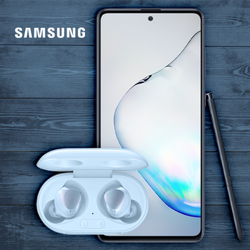 InterMiles Raffle − Samsung Galaxy Note 10 Lite Bundle