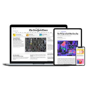 The New York Times<br>One-year Digital Subscription