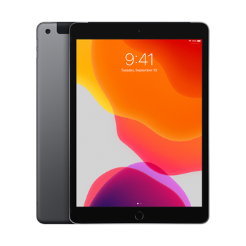 Apple iPad (7th Gen.) 10.2-inch Wi-Fi + Cellular 32GB