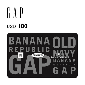 GAP Options e-Gift Card $100