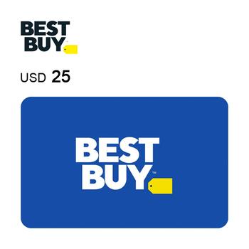 Best Buy e-Gift Card $25