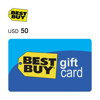 Best Buy e-Gift Card $50