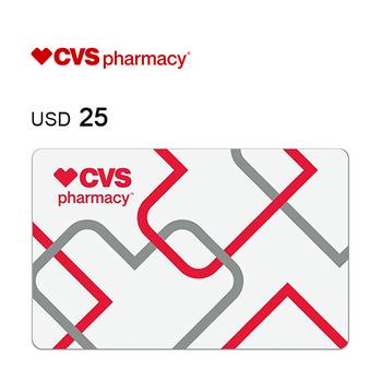 CVS Pharmacy e-Gift Card $25