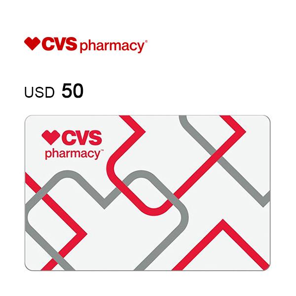 CVS Pharmacy e-Gift Card $50Image