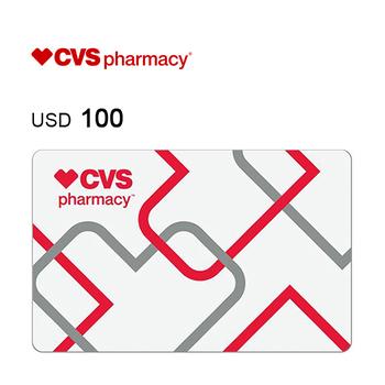 CVS Pharmacy e-Gift Card $100