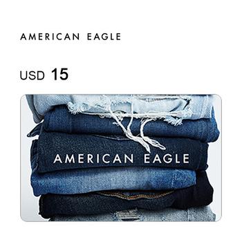 American Eagle e-Gift Card $15