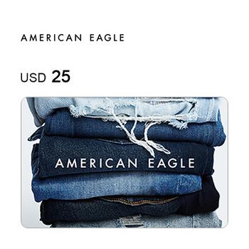 American Eagle e-Gift Card $25