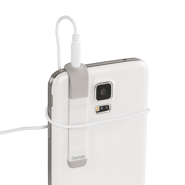 Hama Magnetische Kabelbinder voor Hoofdtelefoons − Set van 2Afbeelding