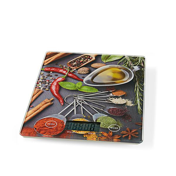 Báscula digital de cocina de NedisImagen