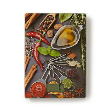 Báscula digital de cocina de Nedis