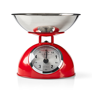 Nedis Analogue Retro Kitchen Scales