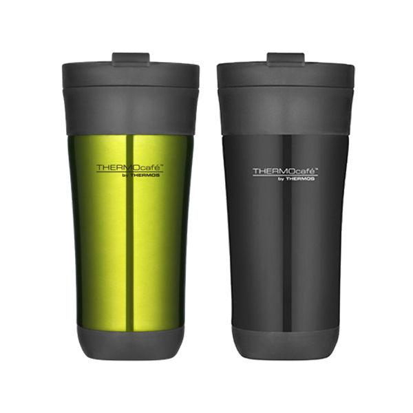 Thermos Flip-Top Tumbler Mug THERMOcafé™ 425ml Immagine