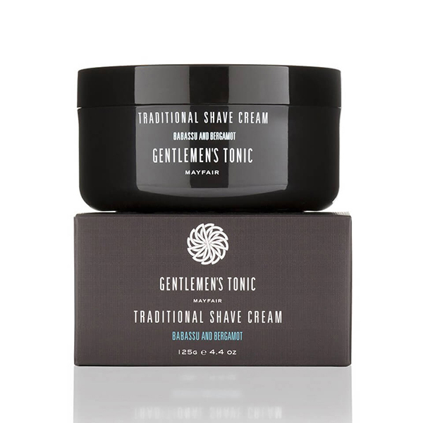 Gentlemen's Tonic Traditional Shave CreamImage