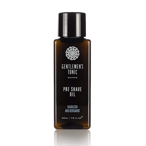 Gentlemen's Tonic Pre Shave Oil 50mlImage